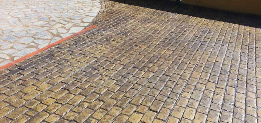 pavimento impreso en burgos
