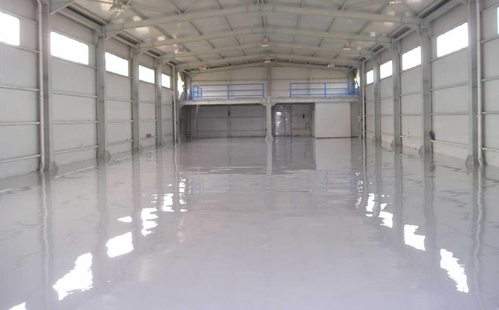 pavimento industrial resina