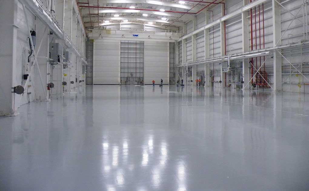 pavimentos industriales en resina
