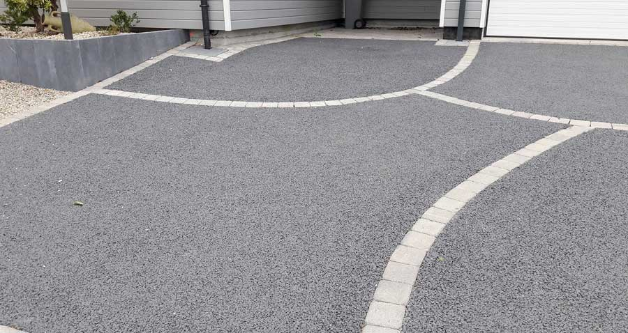 pavimento Hormigón poroso