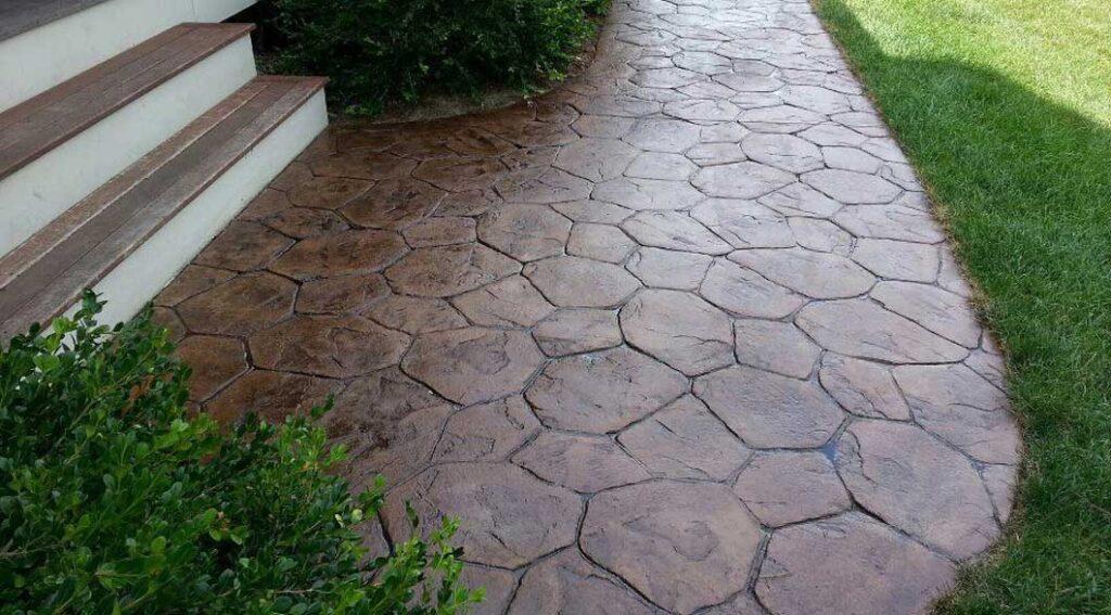 pavimentos de Hormigón impreso en Collado Villalba